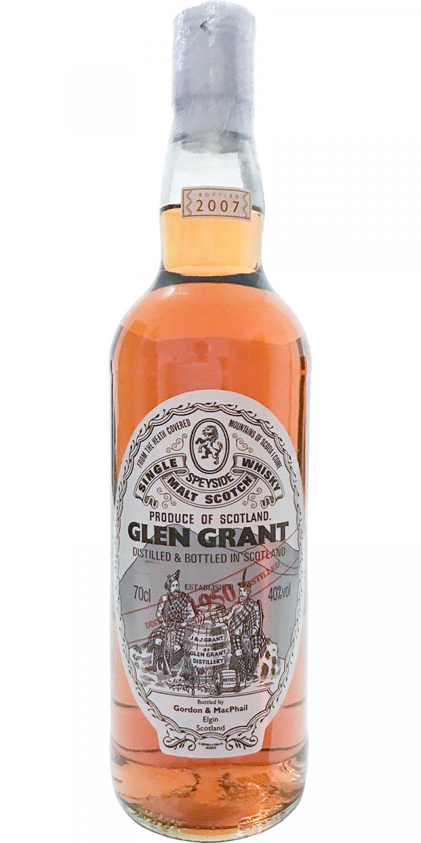 Glen Grant 1950 GM