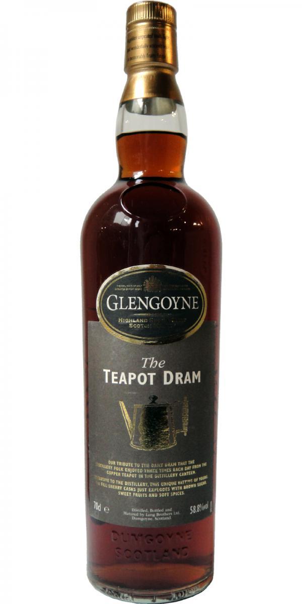 Glengoyne The Teapot Dram