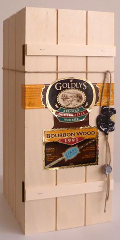 Goldlys 1991 - Bourbon Wood