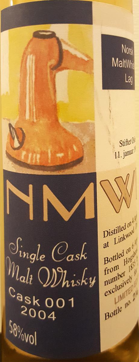 Linkwood 1989 AcL