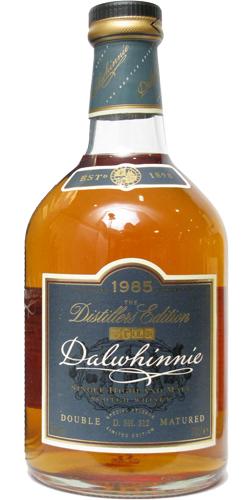 Dalwhinnie 1985