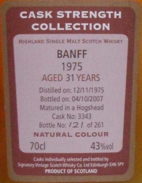 Banff 1975 SV