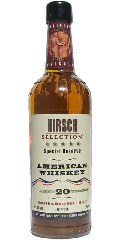 Hirsch Selection 20-year-old
