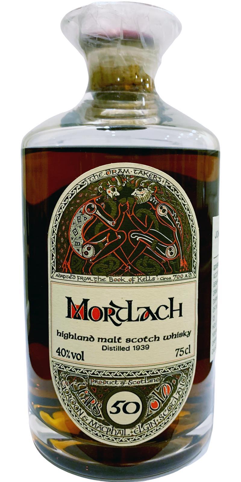 Mortlach 1939 GM