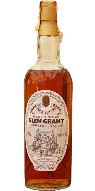 Glen Grant 33-year-old GM