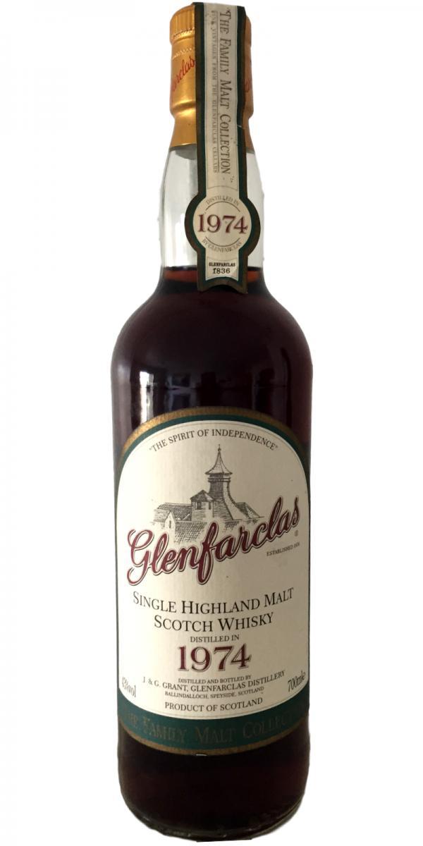Glenfarclas 1974