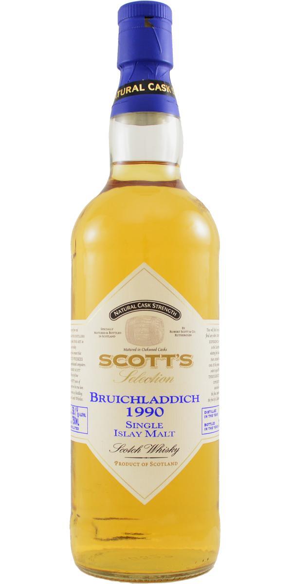 Bruichladdich 1990 Sc