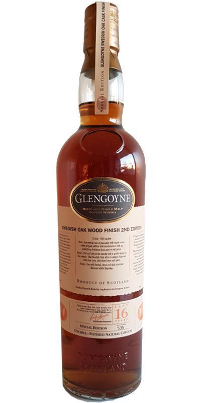Glengoyne 16-year-old