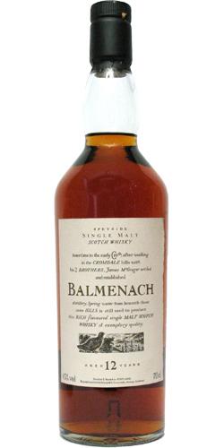 Balmenach 12-year-old