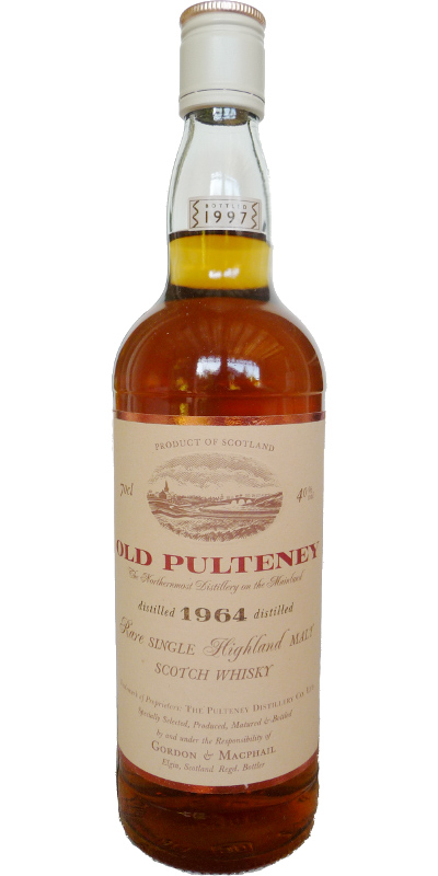 Old Pulteney 1964 GM