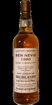 Ben Nevis 1990 TS