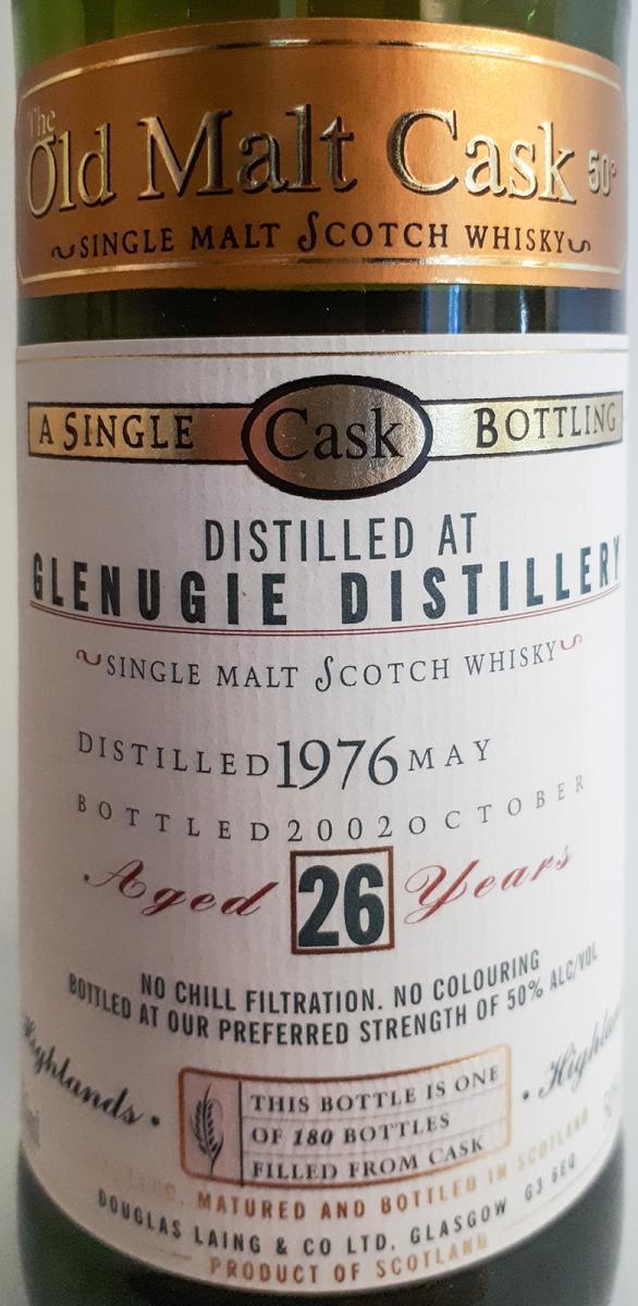 Glenugie 1976 DL