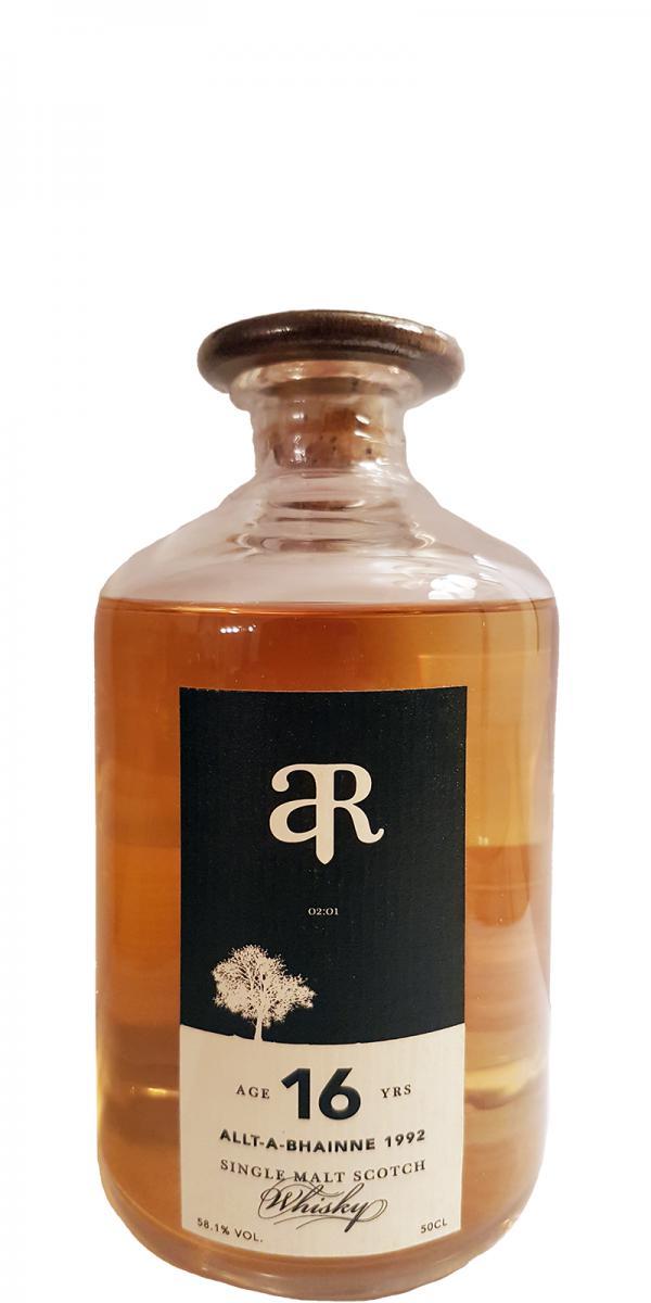 Allt-a-Bhainne 1992 ArW