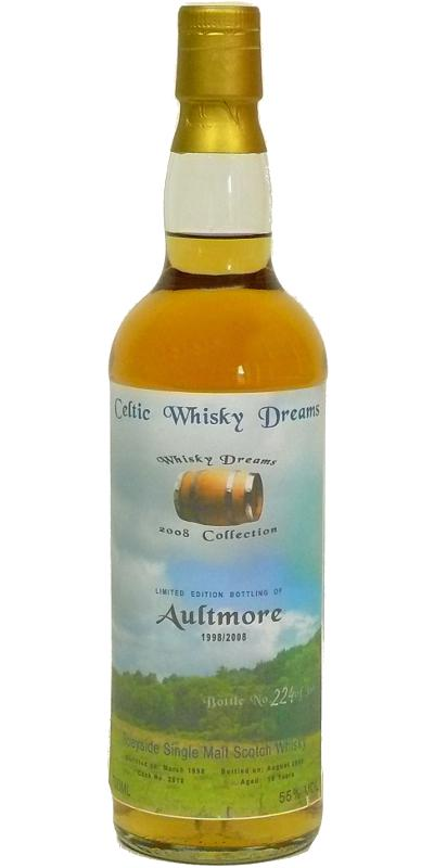 Aultmore 1998 CeD