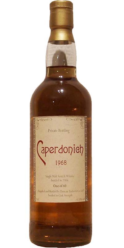 Caperdonich 1968 DT