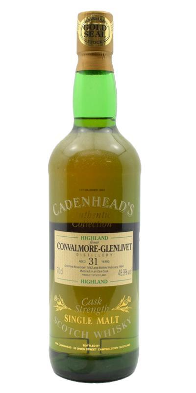 Convalmore 1962 CA