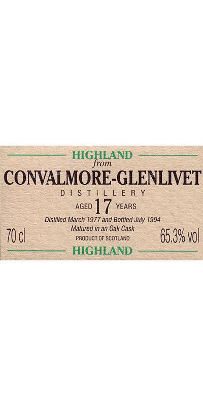 Convalmore 1977 CA