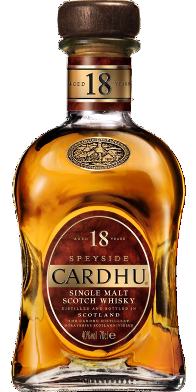 Cardhu 18-year-old