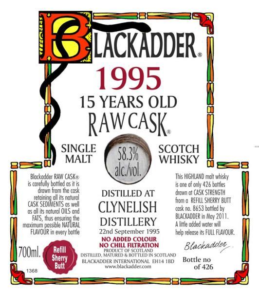 Clynelish 1995 BA