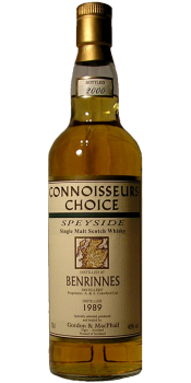 Benrinnes 1989 GM