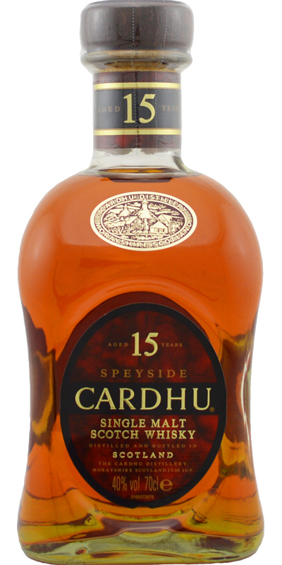Cardhu 15-year-old