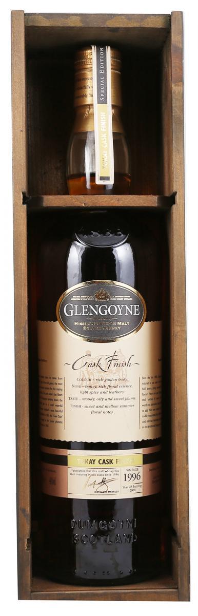 Glengoyne 1996 - Tokay Cask Finish