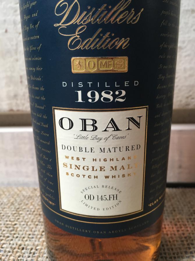 Oban 1982