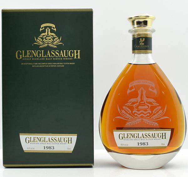 Glenglassaugh 1983