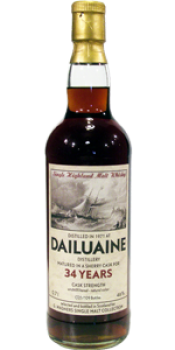 Dailuaine 1971 Wgn