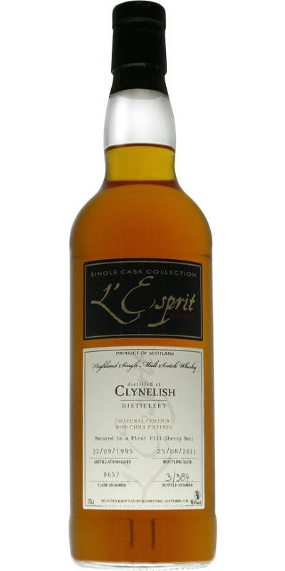 Clynelish 1995 DR