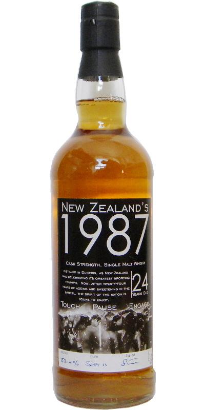 Milford 1987 NZWC