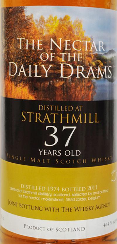 Strathmill 1974 DD