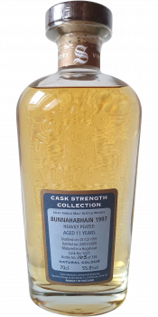 Bunnahabhain 1997 SV