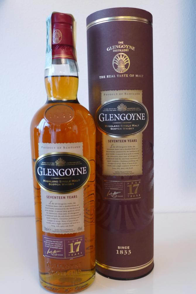 Glengoyne 17-year-old