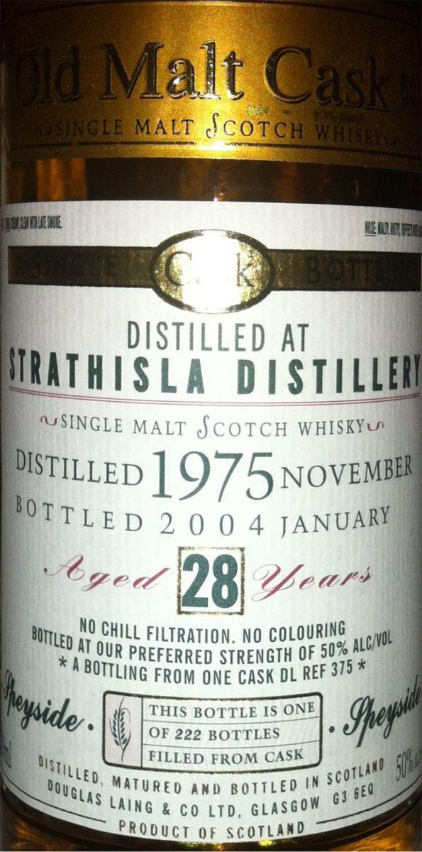 Strathisla 1975 DL