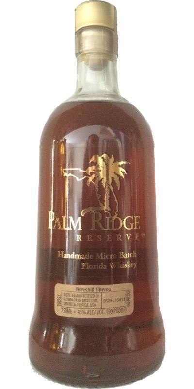 Palm Ridge Reserve