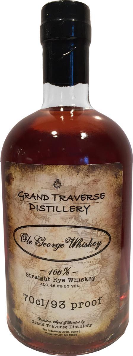 Grand Traverse Ole George Whiskey