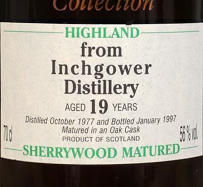 Inchgower 1977 CA