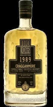 Cragganmore 1989 TWT