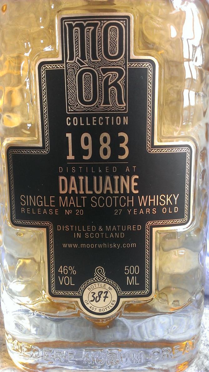 Dailuaine 1983 TWT