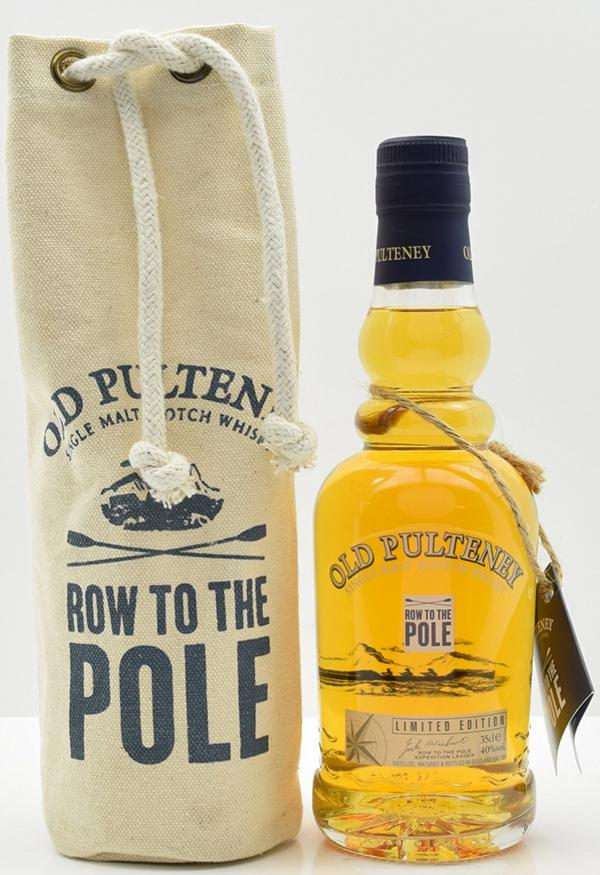 Old Pulteney Row to the Pole