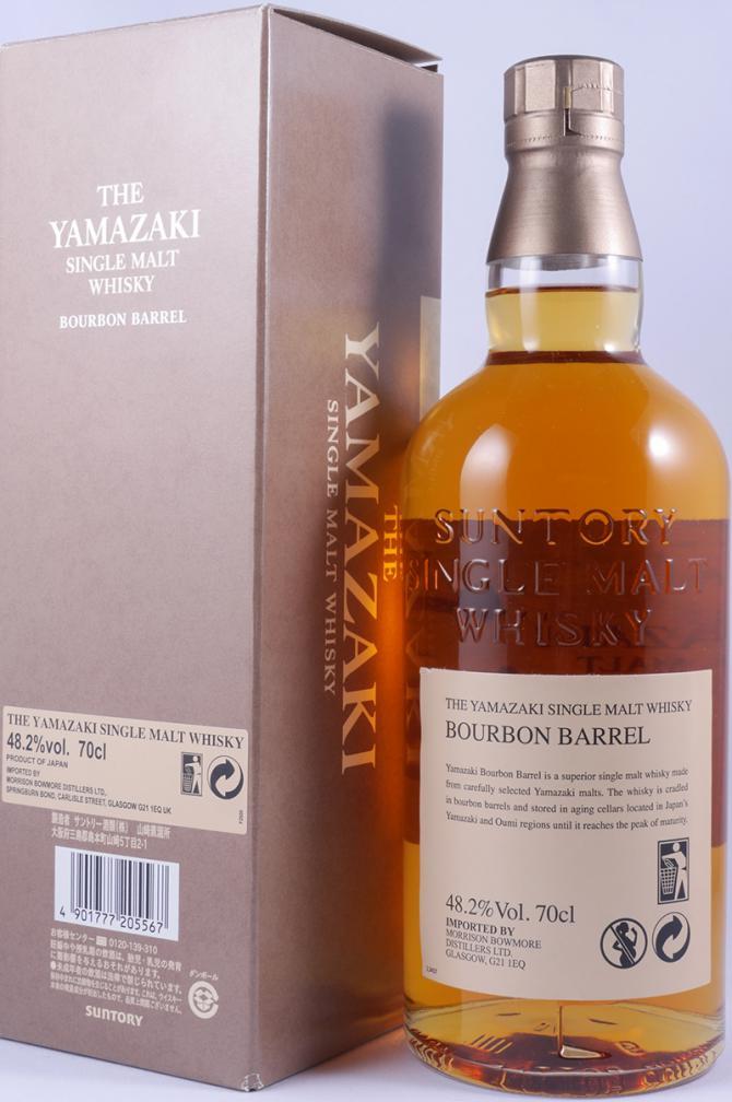 Yamazaki Bourbon Barrel