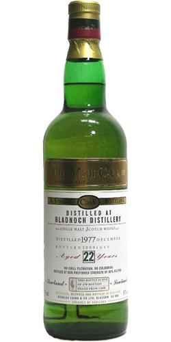 Bladnoch 1977 DL