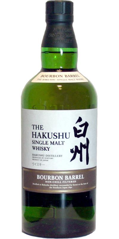 Hakushu Bourbon Barrel