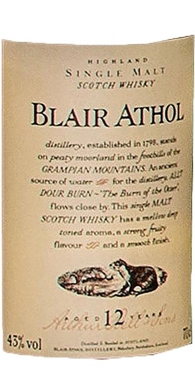 Blair Athol 12-year-old