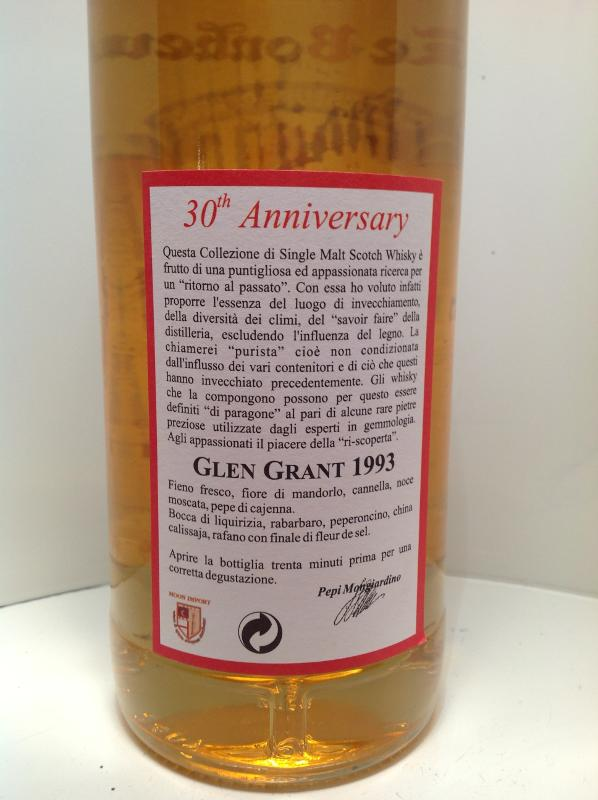 Glen Grant 1993 MI