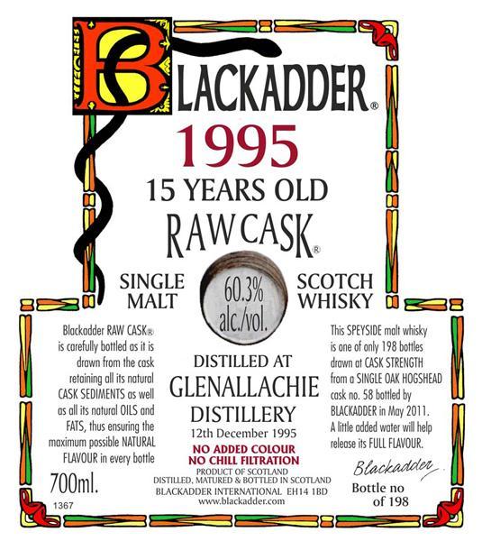 Glenallachie 1995 BA