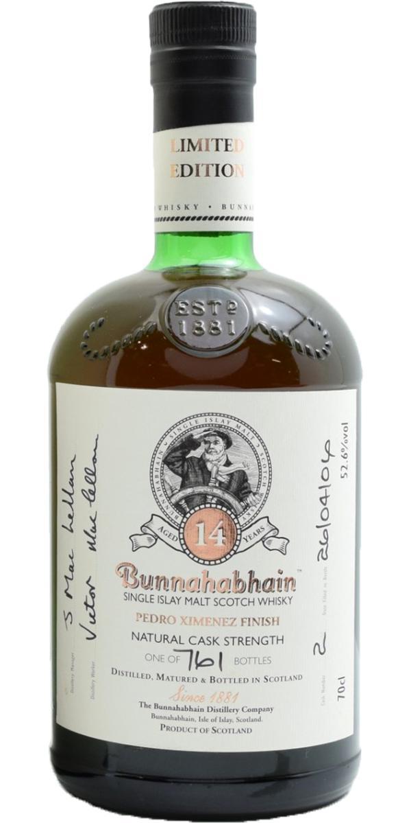 Bunnahabhain 14-year-old