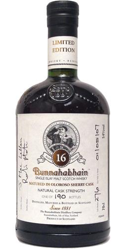Bunnahabhain 16-year-old