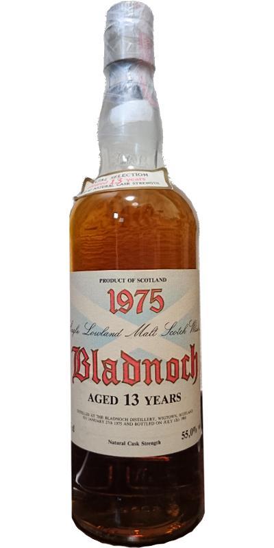 Bladnoch 1975 It